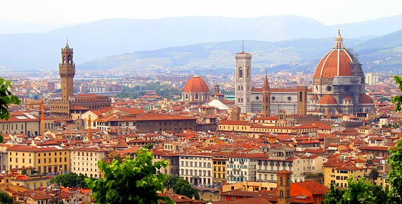 Florence Beautiful Landscapes of Florence